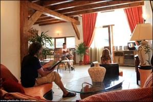 HOLIDAY HOME - GITE DES 3 HIBOUX BED AND BREAKFAST